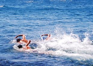 Bakanlıktan muhtarlara yüzme eğitimi