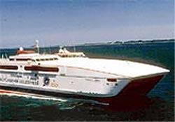 Lübnana  Türk deniz otobüsü
