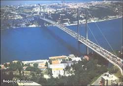 Boğaz'a üçüncü köprü kararı çıktı