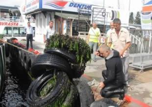 İstanbul Boğazı'ndan balık yerine 50 ÖTL çıktı