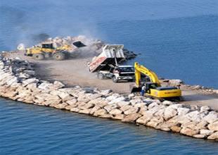 """Edremit'te """"60 teknelik"""" marina yapılıyor"""