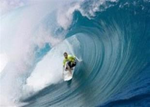 Türkiye artık dalga sörfü ile tanışacak