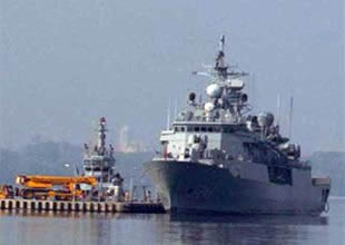 Donanmada 'savaş yükü' hareketliliği