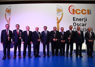ICCI Enerji Oscarları sahiplerini buldu