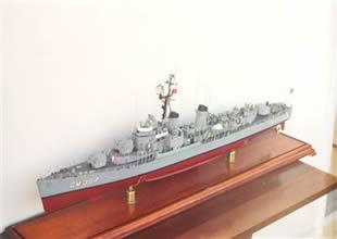 Denizcilik maket gemilerle anlatılacak