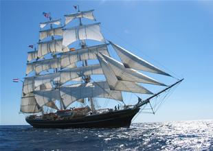 Ünlü yelkenli Clipper İstanbul'a geliyor