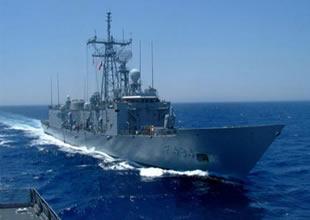 Doğu Akdeniz'de 'Dostluk Denizi' tatbikatı