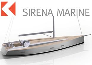 'Euphoria 54' Cenova Boat Show'da