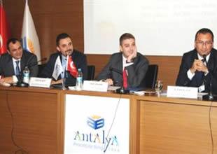Antalya'dan, Rusya'ya gemi seferi
