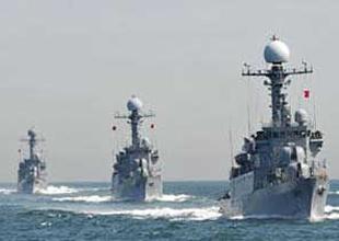 """Deniz Kuvvetleri'nde """"yüksek hazırlık"""""""