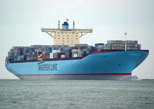 Maersk Line rotasına Hazira'yı da kattı