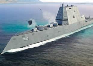 Amerika'nın yeni nesil süper destroyeri