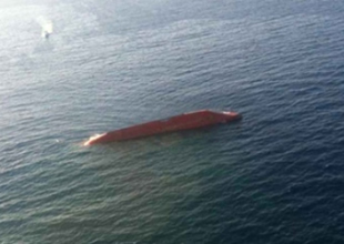 Sahil Güvenlik botu alabora oldu: 5 ölü