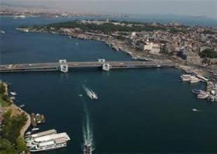 Haliç'e Boğaz'dan deniz suyu verilecek