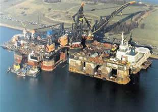 Thialf Rumlara doğalgaz aramaya gidiyor