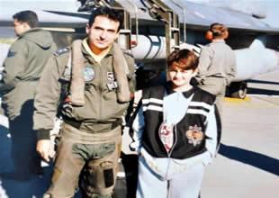 Şehit Pilot Nail Erdoğan anısına dalacaklar