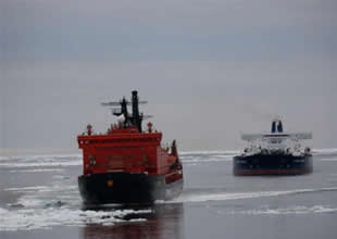 Kuzey Denizi 2050'de direkt geçilecek