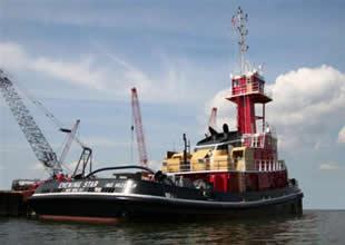 VT Halter Marine ATB römorkörünü teslim etti