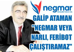 Belediye, Negmar'ın sözleşmesini iptal etti