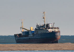 700 ton altın yüklü gemi 'kaçırıldı' iddiası