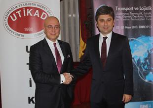 Lojistik  devleri Türkiye'de buluşacak
