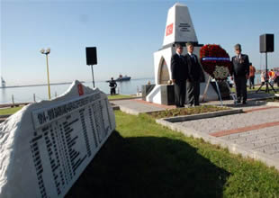 Sarıkamış Deniz Şehitleri Ereğli'de anıldı