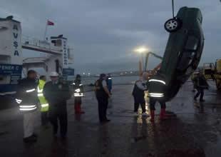 Liman kazasında 4 kişiyi ihmal öldürmüş
