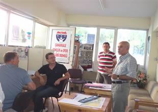 Denizciler Çanakkale'de sınava girecek