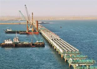 914 milyon dolarlık liman yatırımı