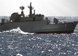 İsrail Donanması Akdeniz'e konuşlanacak