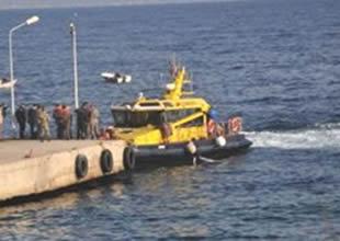 Bebek katilinin teknesi sefere başladı