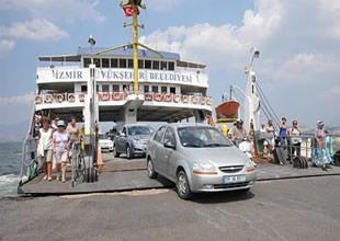 İzmir Büyükşehir'e deniz ulaşımı kredisi