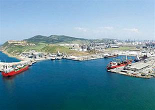 Petkim Limanı'nın temeli atılıyor