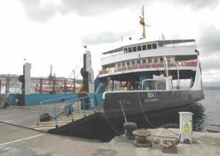 GESTAŞ'ın Biga-1 gemisi satışa çıktı