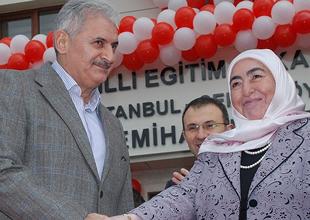 Öğretmen Semiha Yıldırım İlkokulu açıldı