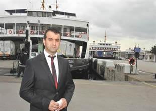 İDO  Topçular'a hızlı feribotla taşıyacak