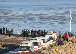 Çin'de iki tekne alabora oldu, 12 balıkçı kayıp