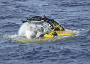 Denizaltı keyfi yaşamak isteyenler için!