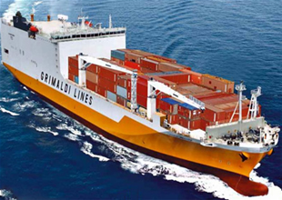 Grimaldi 5 Con-Ro gemisi siparişi verdi