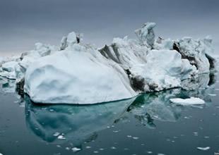 Antartika buzulları 2 kat daha fazla eriyor
