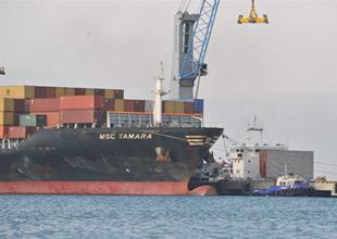 MSC Tamara gemisine kirlilik cezası