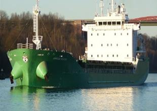 Liman işçileri sızan gazdan zehirlendi