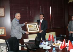 Piri Reis Üniversitesi'nin Uzakdoğu açılımı