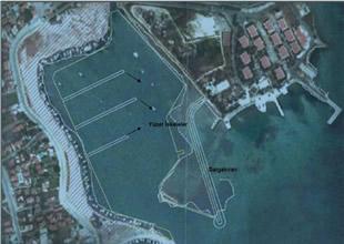 Urla Çeşmealtı'na yat limanı  yapılacak
