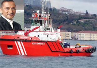 Kıyı Emniyeti neden o botu gönderdi?