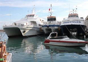 KKTC - Silifke feribot seferleri yapılamıyor