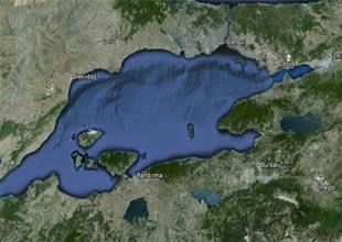 İstanbul'un güneyinde yeni fay bulundu