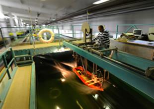 Türkiye'nin tek deney havuzu İTÜ'de