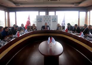 GİSBİR - DTO ortak toplantı düzenledi
