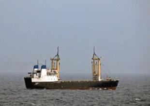 Kaçırılan gemi 3 yıl sonra kurtarıldı
